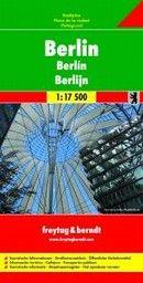 BERLIN: City map / Plan de ville / Pianta della