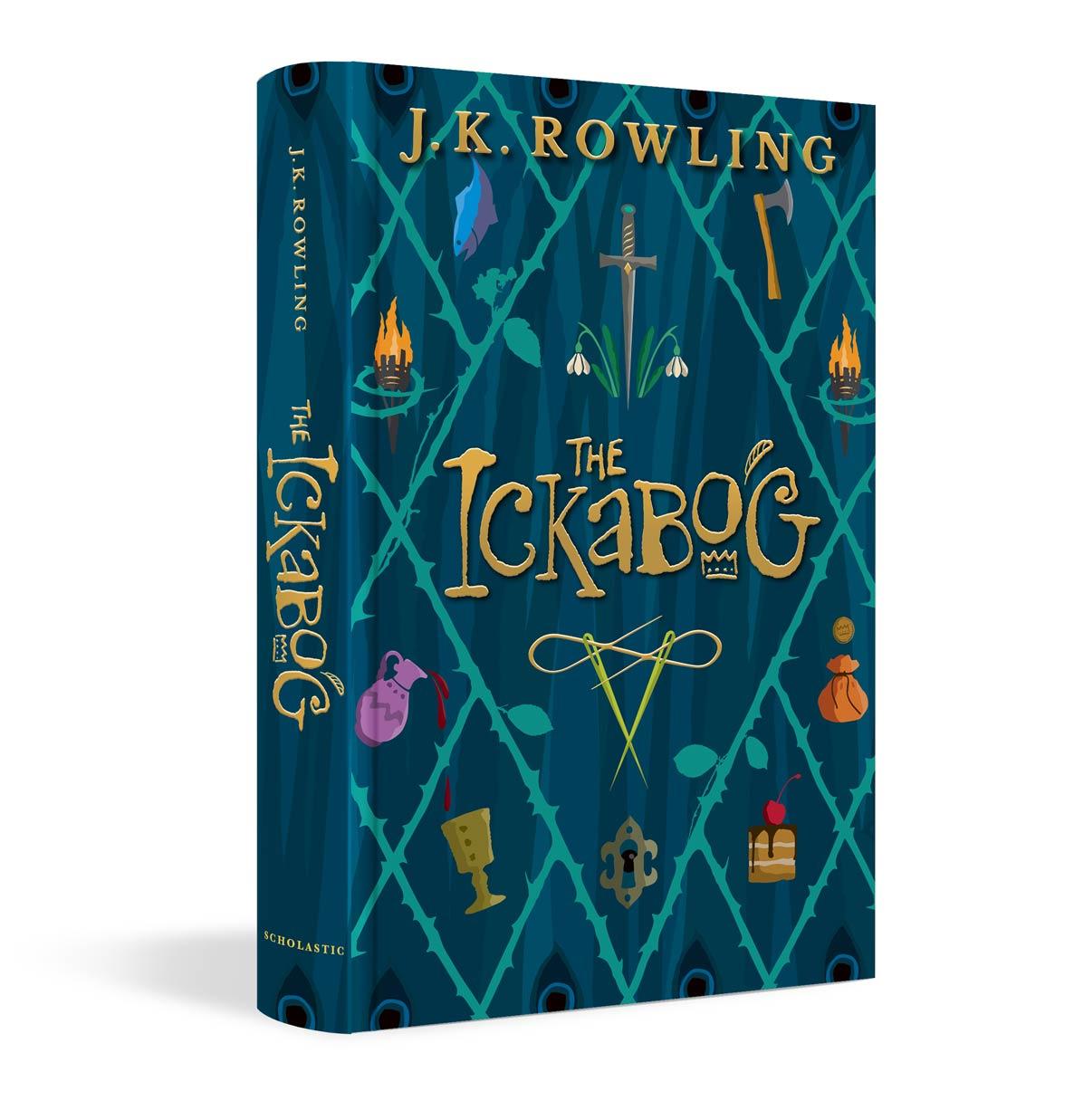 Новата книга за деца на Дж. К. Роулинг – The Ickabog – вече е в книжарници Книгомания