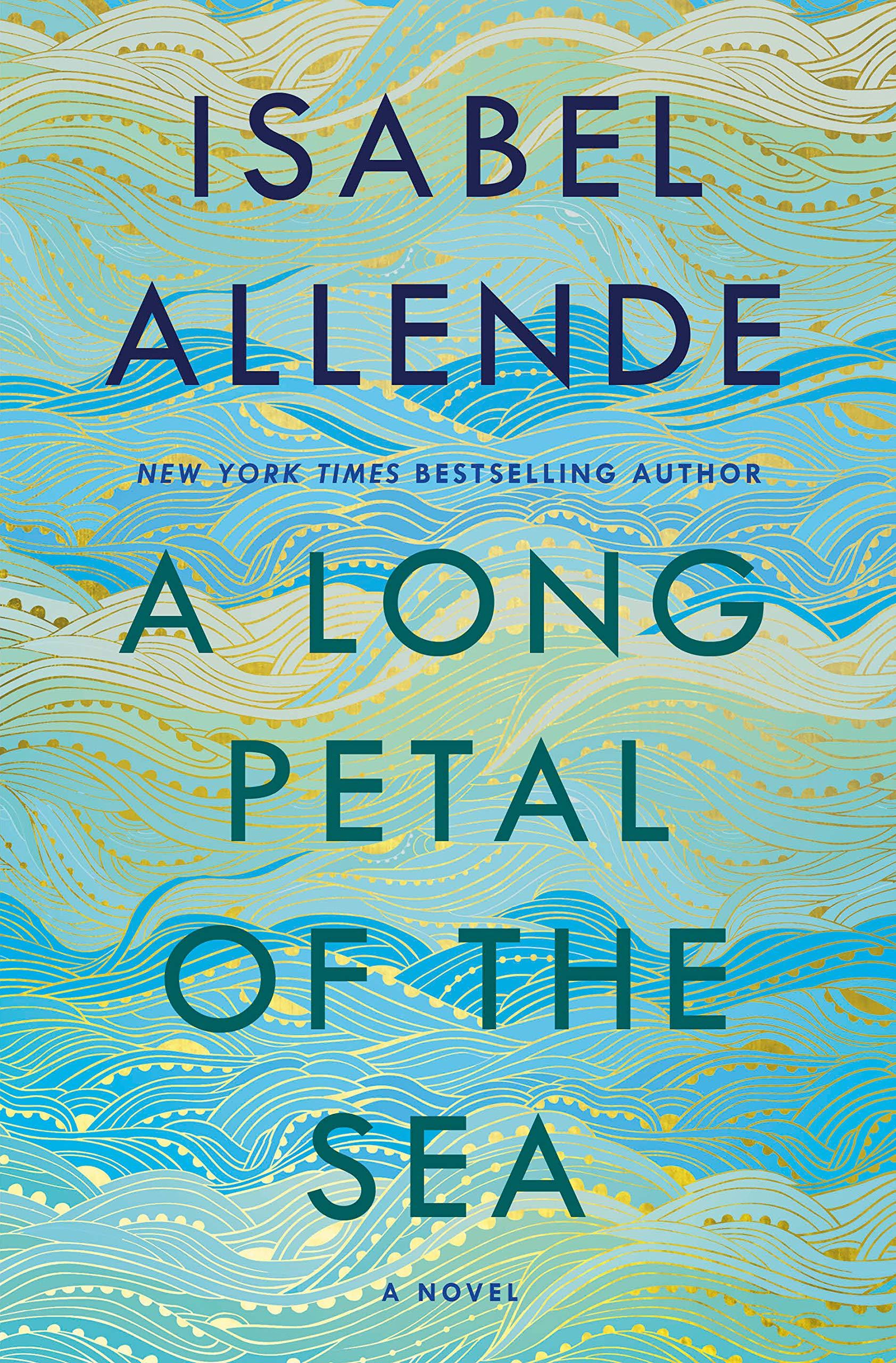 """""""Цвят продълговат в морето"""" – амбициозният исторически шедьовър на Исабел Алиенде"""