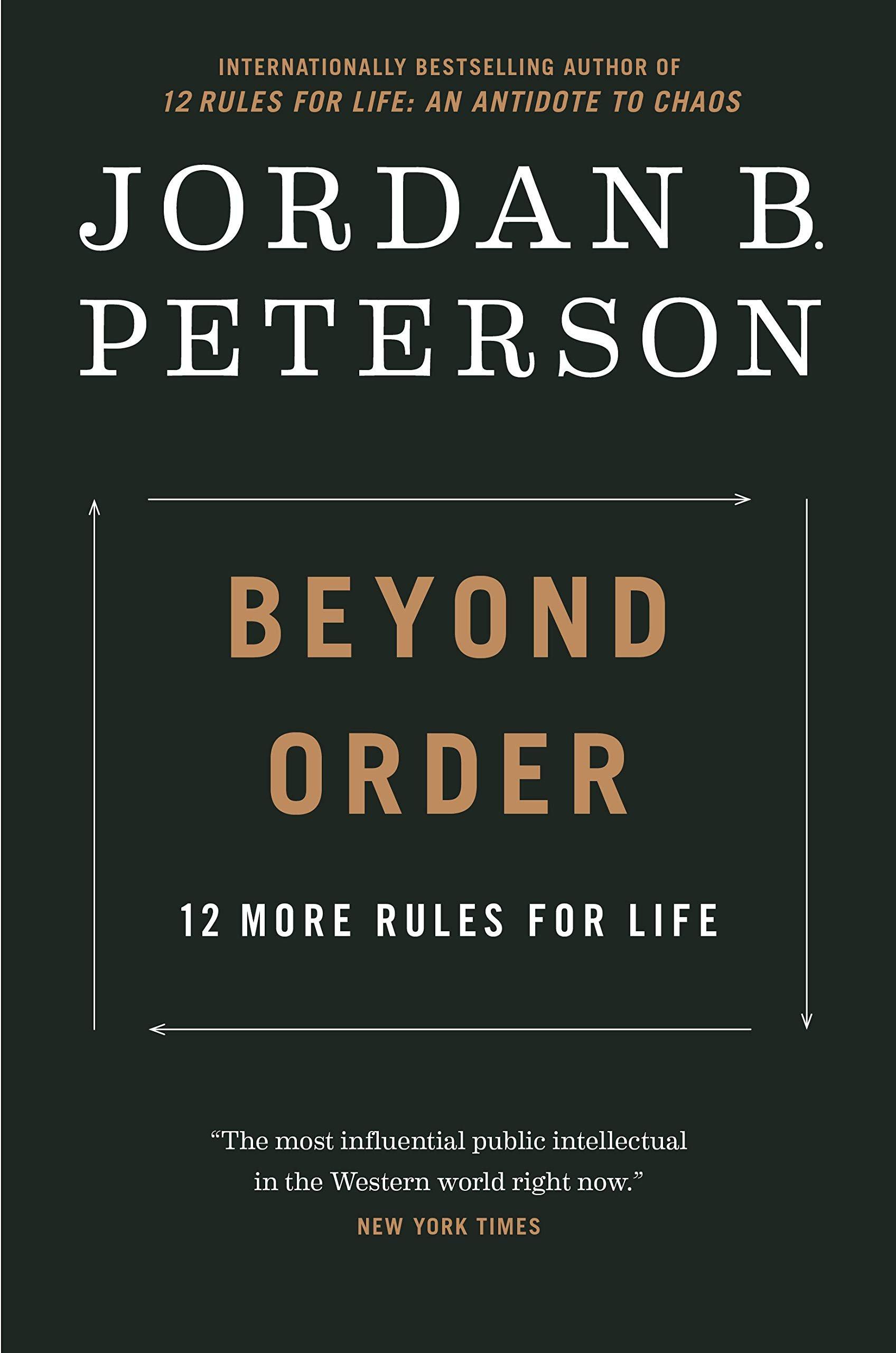 """Новата книга на Джордан Питърсън – """"Отвъд реда"""" – ни дава още 12 правила за живота"""