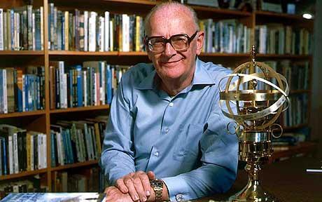 Да си спомним за сър Артър Кларк - вълшебникът на научната фантастика