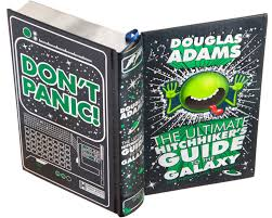 """""""Пътеводител на галактическия стопаджия"""" на Дъглас Адамс навърши култовите 42!"""