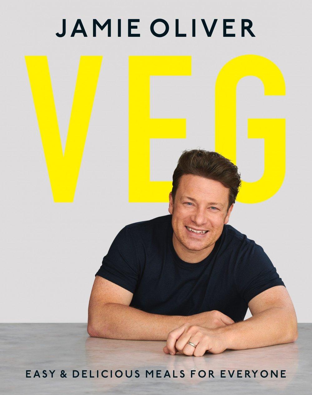 VEG: Джейми Оливър за любовта към зеленчуците